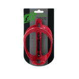 M BOTTLE CAGE RED PK